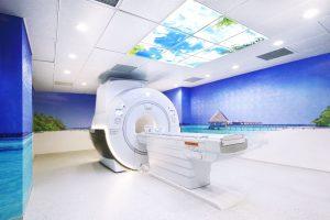 MRI 3 Tesla Signa Pioneer