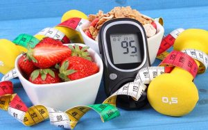 Type 1 Diabetes Diet: Match Insulin Dosage with Carbohydrate Intake